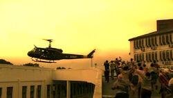 Flight from sangala