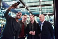 24 Legacy cast at Samsung VR event