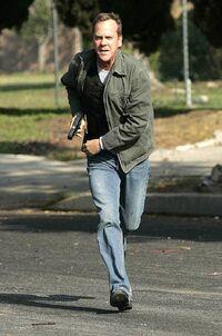 Jack Bauer Running