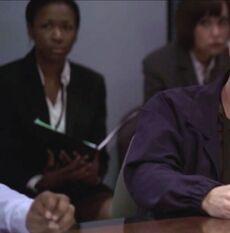 Wendy Elizabeth Abraham FBI Nighttime Worker