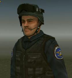 24 THE GAME- CTU Agent Hunter