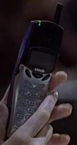 1x11 Nina cordless phone