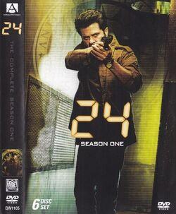 24 India s1 DVD