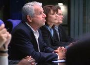 4x10- Dana Bunch as a staffer seen with Curtis, Heller and Driscoll