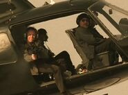 5x09 - Unnamed Dawn Brigade Helicopter Pilots and Gunner