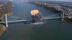 10x06 GWB Explosion
