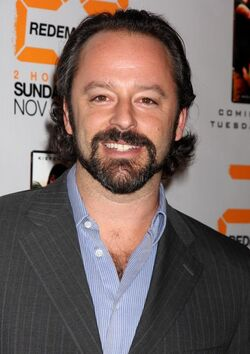 24- Gil Bellows at 24 Redemption world premiere in NYC