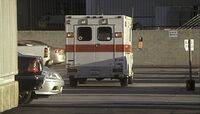Ambulance at CTU