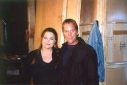 24 Patricia Homan with Kiefer