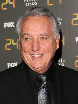 24- Bob Gunton at 150th Episode and S7 Premiere Party