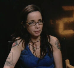 24- Janeane Garofalo interviewed for S7