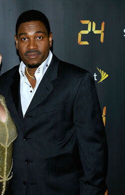24- Mykelti Williamson at S8 Premiere Screening