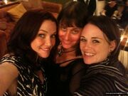 Annie Wersching Nicole Burke Sprague Grayden 24 Final Party