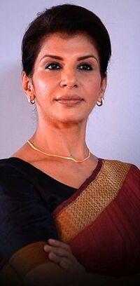 24 (Indian)- Anita Raaj as Naina Singhania