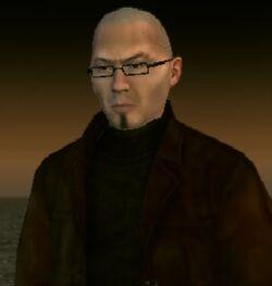 24 THE GAME- Main terrorist leader Joseph Sin-Chung