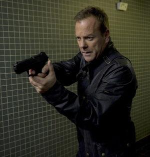 Jack Bauer (Day 9)