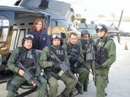 7x24 FBI gunners BTS