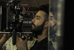 24 India cinematographer Jay Oza