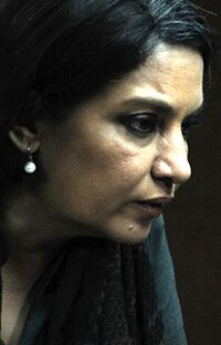 24 (Indian)- Shabana Azmi as Abhilasha Grewal