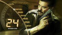 24 India s1 DVD menu