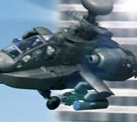 8x19 AH-64 weapons