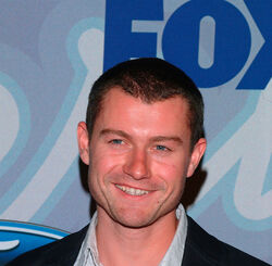 24- James Badge Dale in 2004 at FOX TV shows event