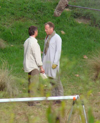 24 Redemption Set Robert Carlyle Kiefer Sutherland