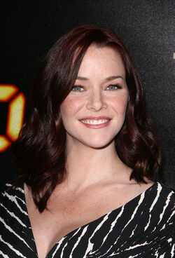 24- Annie Wersching at 2010 finale party