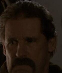 Drazen moustache man