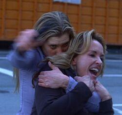 8x20 Caryn Mower hostage