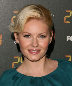 Elisha Cuthbert 150th Ep S7 Premiere Party