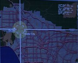 2x20 LA map