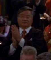 8x24 UN Japanese delegate