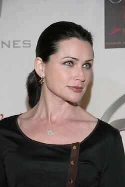 24 S5 DVD release & S6 premiere party- Rena Sofer