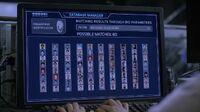 In2x20 fingerprint matches