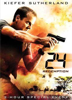 24Redemptiondvdposter