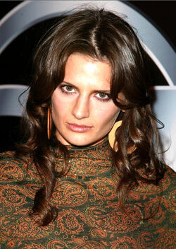 24- 100th episode & 5th Season party- Stana Katic
