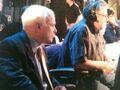 John McCain Visits 24 Set