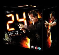 24: Complete Seasons 1-7 & Redemption | Wiki 24 | FANDOM
