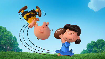 Inside Look at 'The Peanuts Movie' at Blue Sky Studios