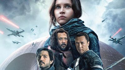 'Rogue One' Digital/Blu-ray Details and Extras Released