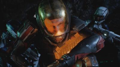 Fresh Look At 'Mass Effect: Andromeda' Combat Gameplay