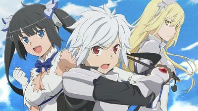 Is It Wrong To Pick Up Girls In A Dungeon?