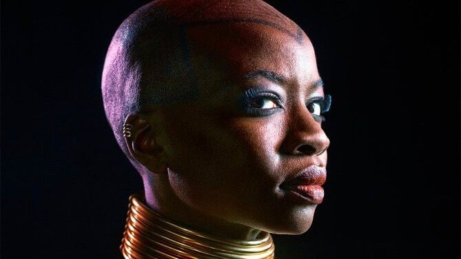 Image result for Okoye
