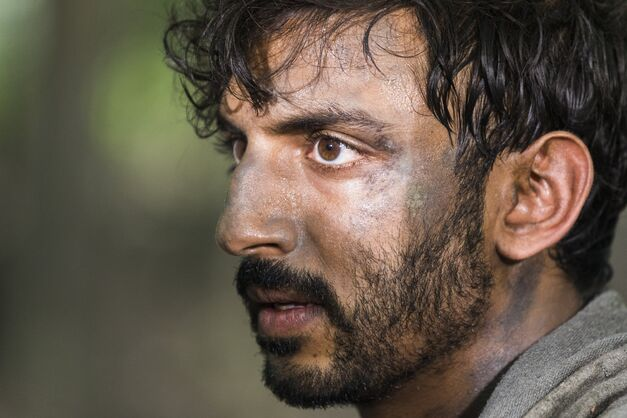 siddiq -The Walking Dead