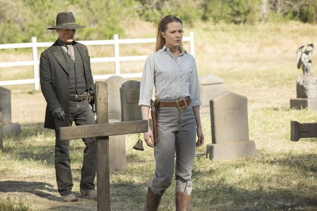 westworld season two dolores william