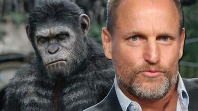 'War for the Planet of the Apes' Trailer: Harrelson's Colonel vs. Caesar