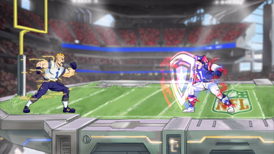 Prep for This Weekend's NFL Playoff Games by Watching Mascots Battle It Out