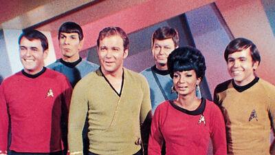 'Star Trek' Gets a 50th Anniversary Convention