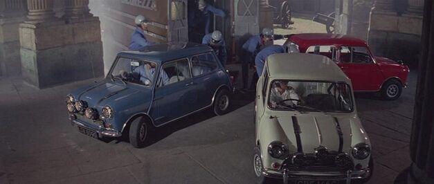 1967austinminicoopertheitalianjob